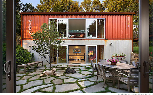 Make a shipping container your home for less than $185,000