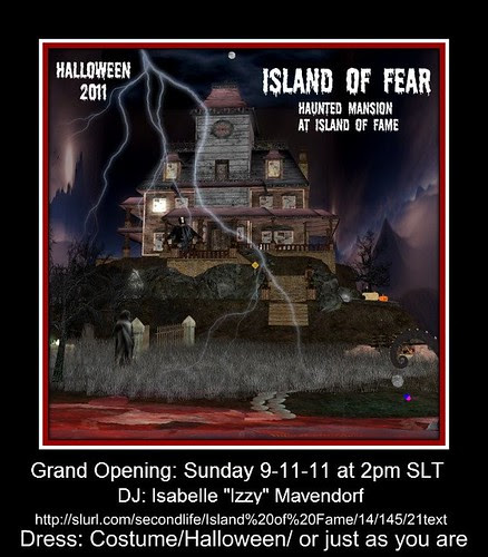 Grand Opening Party This Sunday 9-11-11 at 2pm SLT