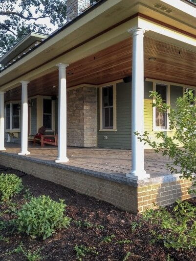 Wrap Around Porch - Butterfield Color