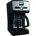 Mr. Coffee 12-Cup Programmable Coffeemaker - Black