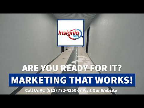 #1 Austin SEO Company | The Texas SEO Experts | Marketing that Works! | Insignia SEO