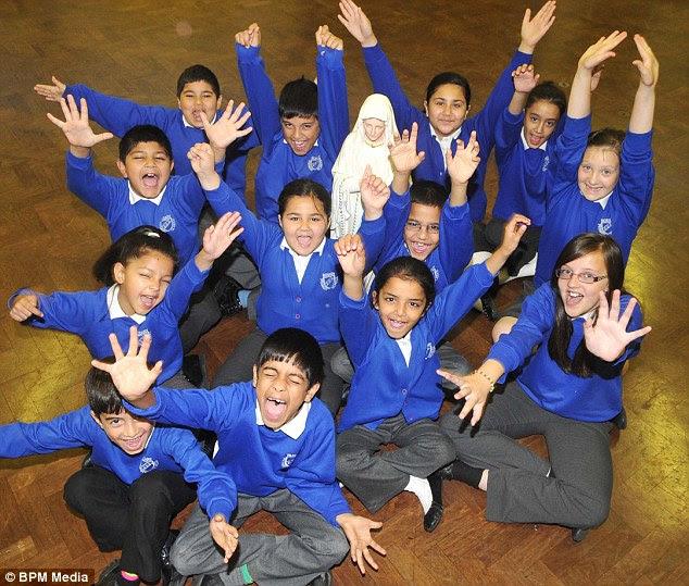 SD Katolik  Ini 90 Persen Muridnya Muslim