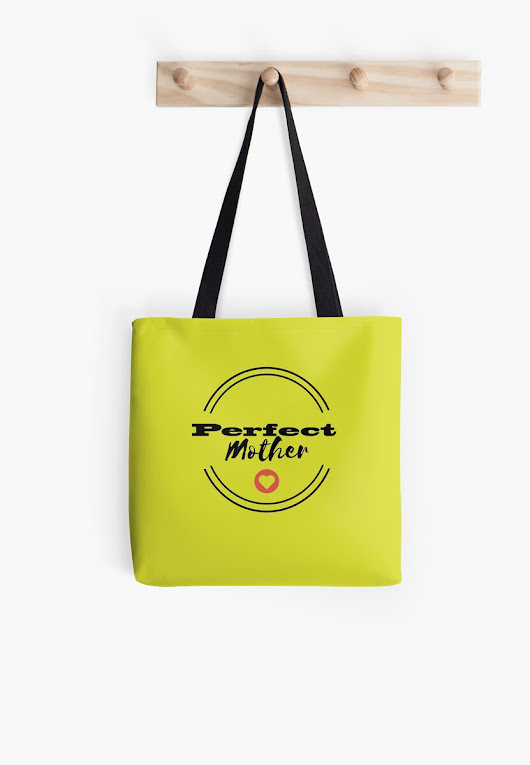 'Perfect Mother Gift Item ' Tote Bag by simplyoj