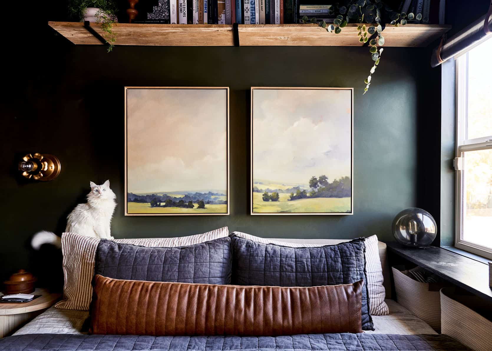Our New Favorite Large-Scale Art (Why It Works & 8 of My Picks)