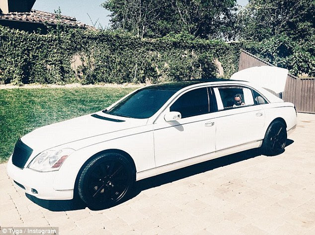 Image result for tyga car repossessed