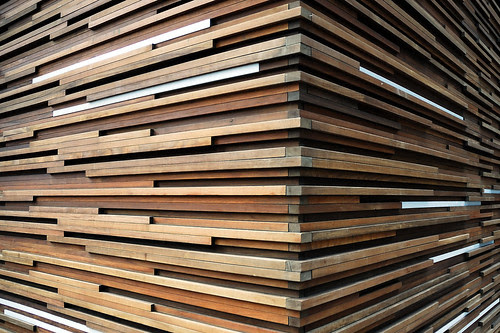 wood walls by Idle Type.