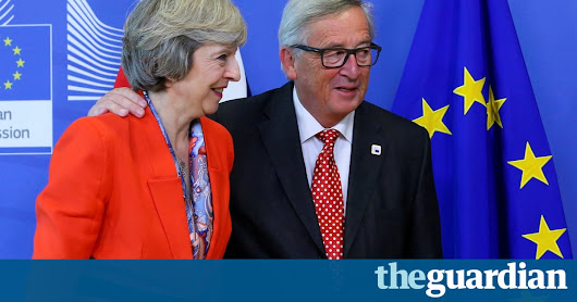 Brexit is a case our conflicted PM shouldn't have taken on | World news | The Guardian