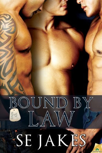 Bound by Law (Men of Honor) by SE Jakes