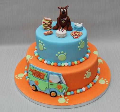 Phenomenal Scooby Doo Birthday Cake Top Birthday Cake Pictures Photos Funny Birthday Cards Online Elaedamsfinfo