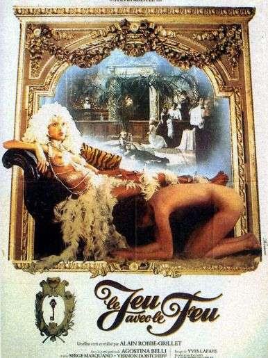 lejeuaveclefeu Alain Robbe Grillet   Le Jeu avec le feu AKA Playing with Fire (1975)