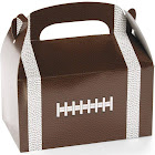 Football Treat Boxes(12) - 97431 - Assorted