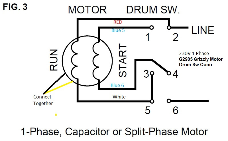 19 Beautiful Square D Drum Switch Wiring Diagram