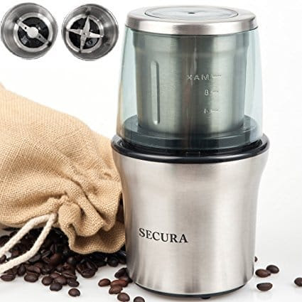 [Buyer's Guide] Top 5 Spice Grinders (June 2017) - What Experts Choose