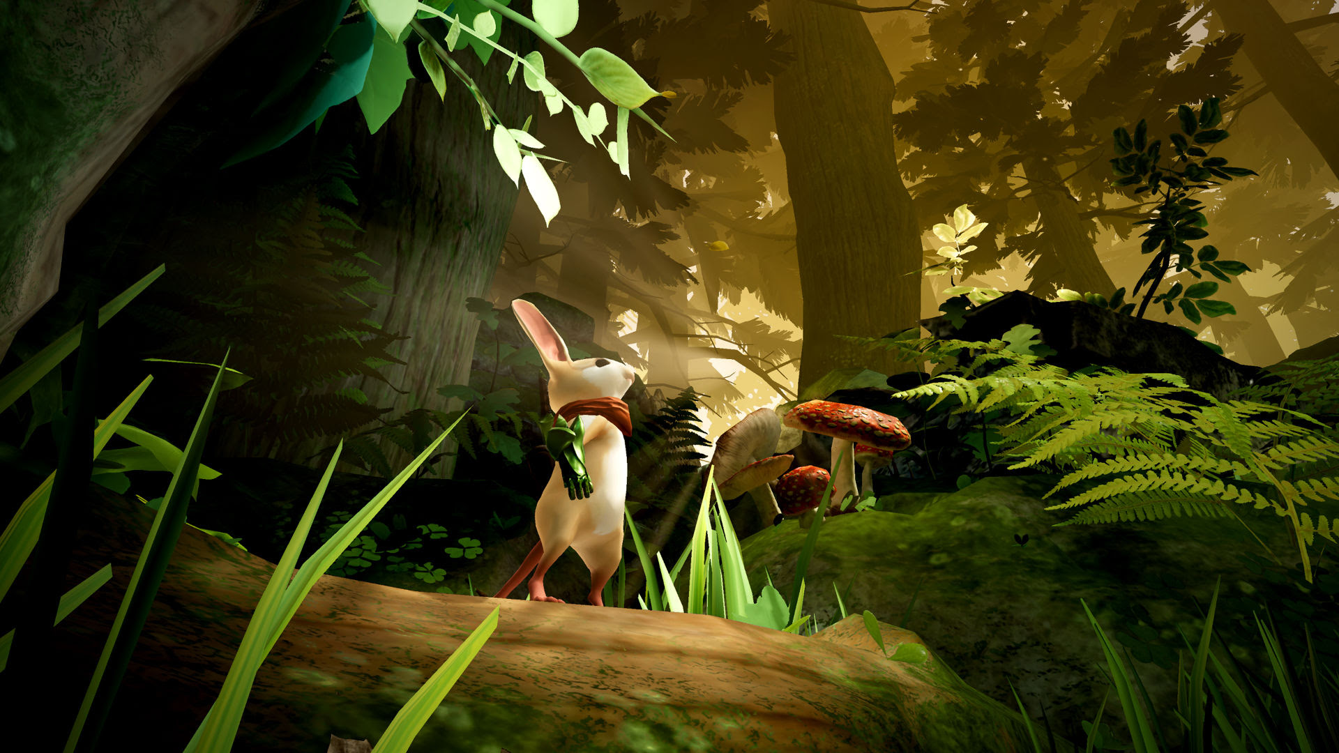 Moss is the adventure game PlayStation VR needs screenshot