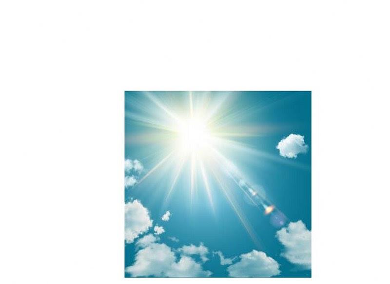 Bulutlar Mavi Gökyüzü Noa Gergi Tavan Izmir Germe Tavan Ve