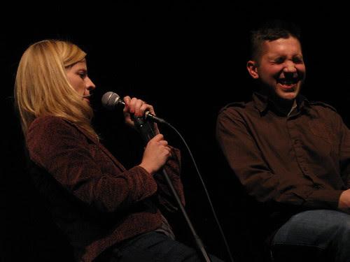 Maria Bamford at the Lakeshore Theater Feb. 7, 2009