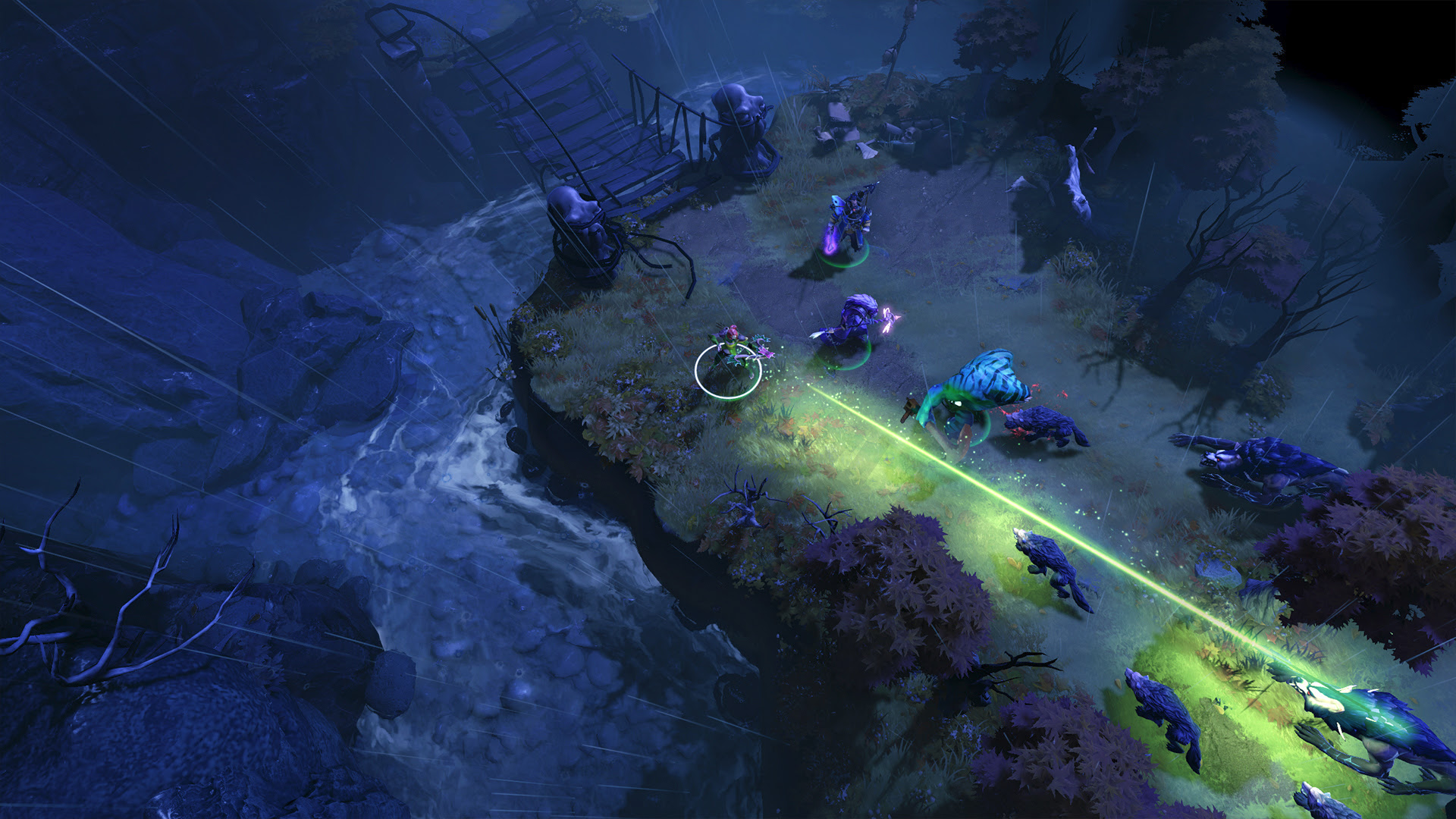 Valve has a new co-op campaign out for Dota 2 screenshot