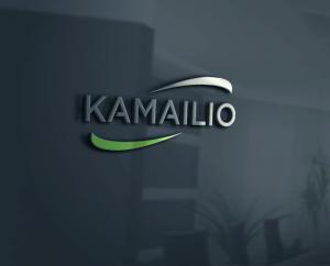 kamailio-logo-3d-2015-bwall