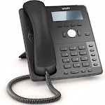 snom D715 VoIP Phone - Black
