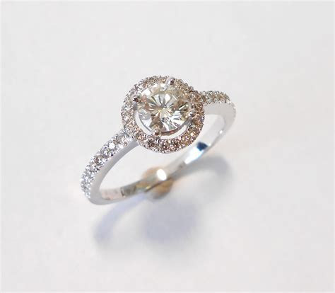 Halo Engagement Rings   Infacet Jewellers Cape Town
