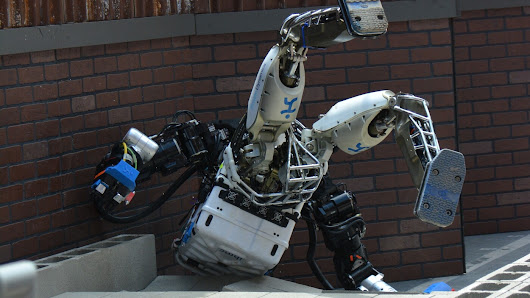 At DARPA Challenge, Robots (Slowly) Move Toward Better Disaster Recovery