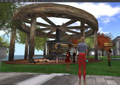 Inworldz Welcome Area