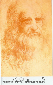 Leonardo da Vinci (Imagine: Wikipedia)