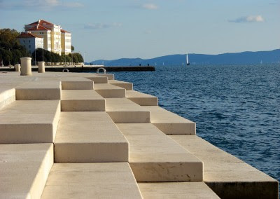 The Sea Organ, ZADAR | Ways Architect