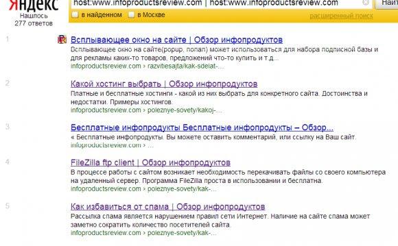Продвижение сайта в поисковых системах самостоятельно