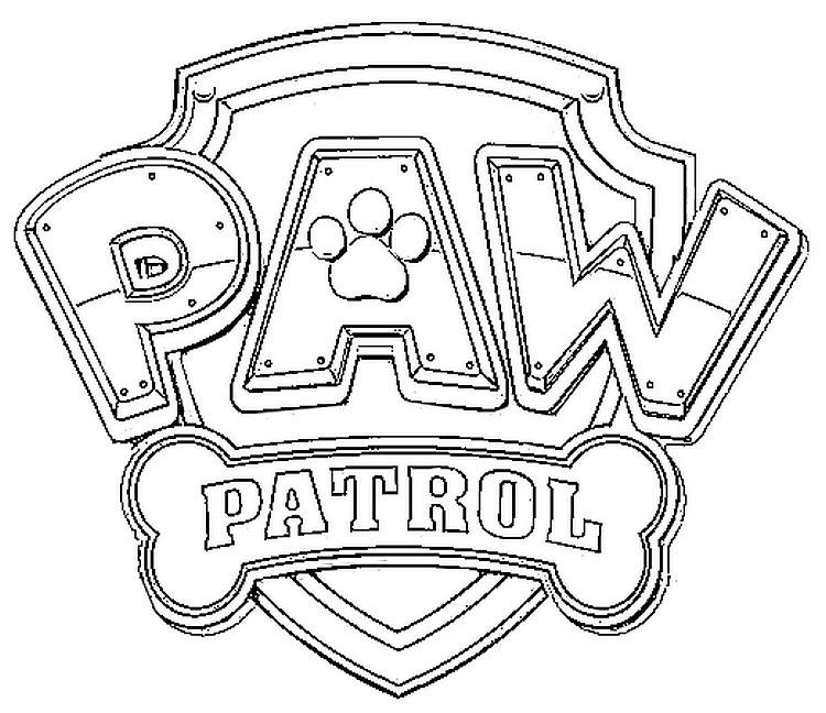 Malvorlagen Paw Patrol : Stella und Chase 3 - Ausmalbilder