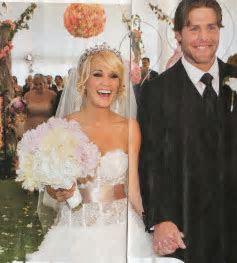 Carrie Underwood on Pinterest   Carrie Underwood Wedding
