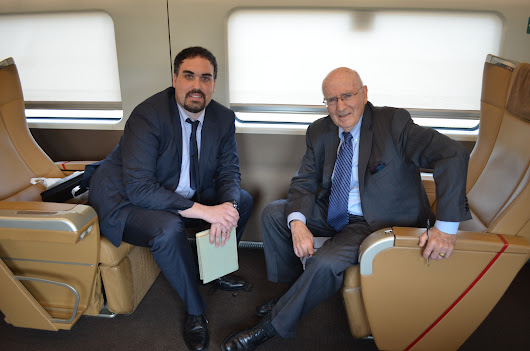 Meeting Philip Kotler