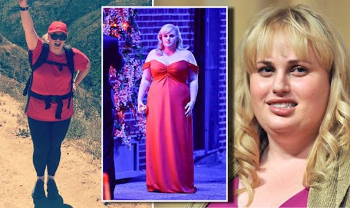 Rebel Wilson weight loss: Pitch Perfect's 'Fat Amy' shed the pounds doing THIS exercise
