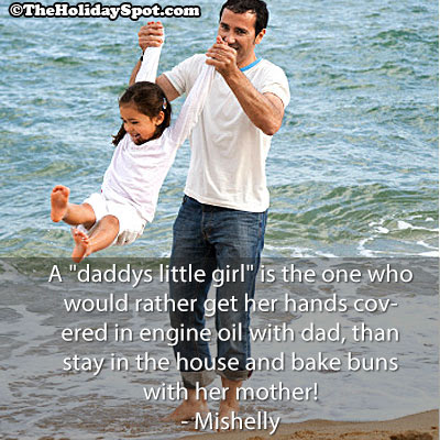 Quotes About Fathers And Daughters 60 Quotes