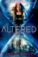 Altered by Gennifer Albin: Book Cover
