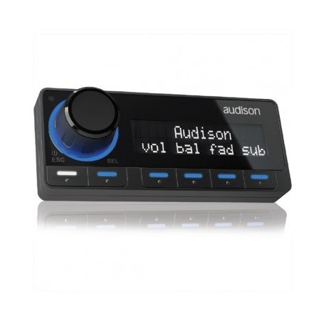 Audison DRC MP– Digital Remote Control Multimedia Play - Özen Hifi