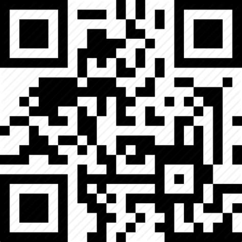 barcode qr qr code qrcode icon
