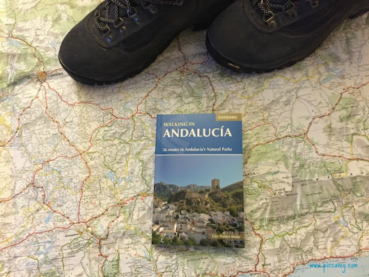 Walking in Andalucia – Guidebook Giveaway – Competition