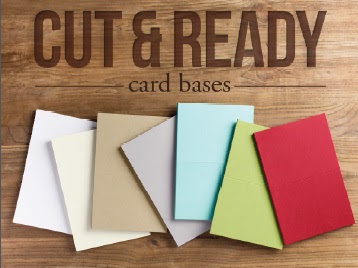 Cut & Ready Card Bases