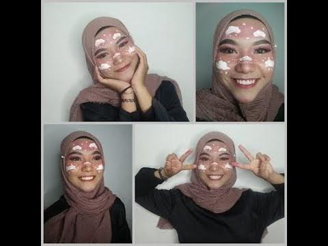 Tutorial Makeup Awan Manja Kekinian