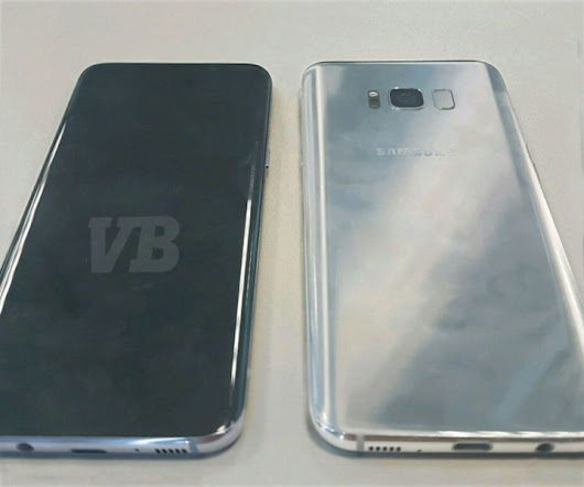 Galaxy S8 Photo Reveals All