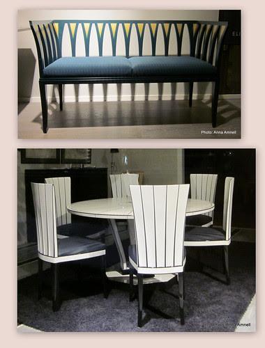 Eliel-Saarinen furniture by Anna Amnell