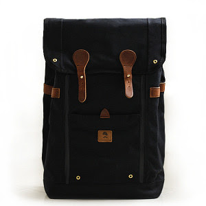 Babylon Backpack Black 25500円