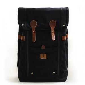 Babylon Backpack Black 25500円