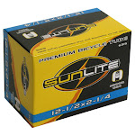 Sunlite - Standard Schrader Valve Tube 12-1/2x2-1/4