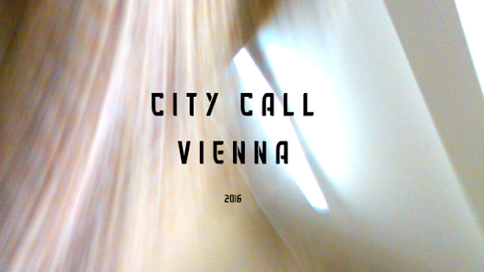 Update 11: CCV - Further Knowledge · City Call Vienna - CCV