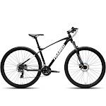 """Framed Rendal Alloy Mountain Bike 29"""" Black 21in"""