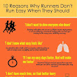 10 Reasons Runner's Don't Run Easy (Even When They Know They Should) - Runners Connect
