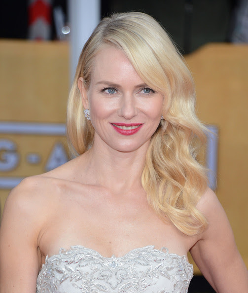 Actress Naomi Watts attends the 19th Annual Screen Actors Guild Awards at The Shrine Auditorium on January 27, 2013 in Los Angeles, California.