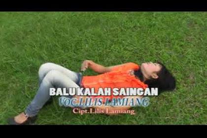 Lirik Lagu Dayak Ngaju Kalimantan Tengah Lilis Lamiang - Balu Kalah Saingan